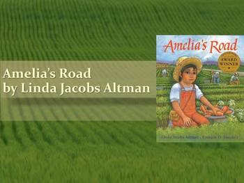 Amelia's Road | Collaborative Conversations | Vocabulary | Text Talk