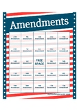 Amendment Bingo
