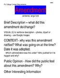 Amendment Pic Collage
