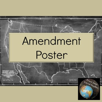 Amendment Poster