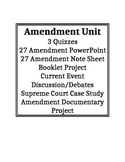 Amendment Bundled Unit