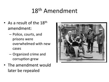 Amendments Presentation
