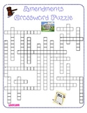Amendments Crossword Puzzle