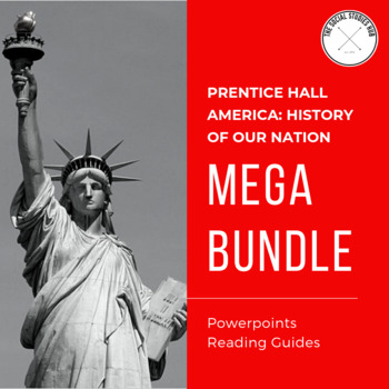 America A History Of Our Nation Prentice Hall Full Course Bundle