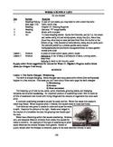 America: An Integrated Curriculum, Year 1, Part III, Weeks 9-11