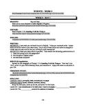 America: An Integrated Curriculum, Year 1, Part III, Weeks 9-11 Workbook
