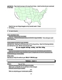 America: An Integrated Curriculum, Year 2, Part V, Weeks 3-4 Workbook
