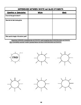 America: An Integrated Curriculum, Year 2, Part V, Weeks 9-11 Workbook