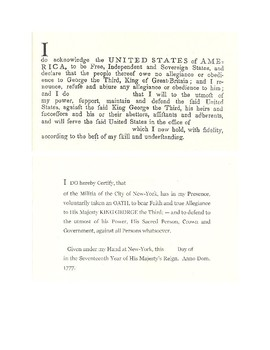 America At War-Historic Documents and Posters from Americas Conflicts.