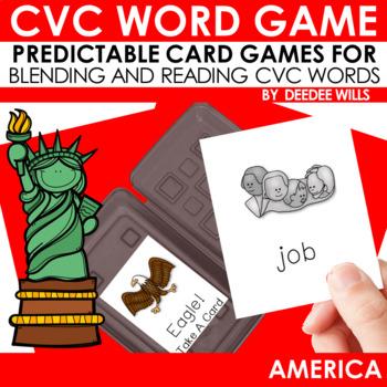 CVC Game: America Memory Match and FREEDOM!