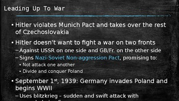America Debates Involvement in World War II