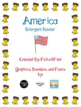 America Emergent Reader