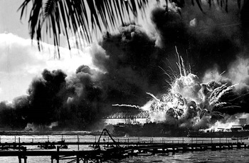 America Enters WW II and Pearl Harbor Lesson Plan