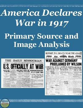 an analysis of the reasons america declared war against germany President woodrow wilson asked congress to declare war against germany for declaration of war against germany war 2 but that's the reason.