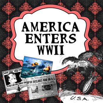 America Enters World War II PowerPoint