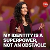 America Ferrera TED Talk - My identity is my superpower, not an obstacle.