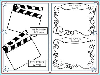 """ELL Newcomer Autobiography-""""America (or Canada) Here I am!"""" an ESL Activity"""