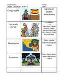 7th Grade America-History of Our Nation-Chapter 2- Sec 2, Vocab. Modified Spe.Ed