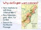 America: History of Our Nation Chapter 3 & 4 Powerpoint Notes