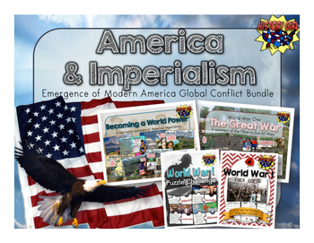 America & Imperialism Bundle