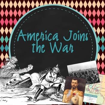 World War I: America Joins the War PowerPoint