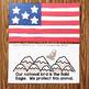 America Activities, 4th of July, Fourth of July, America Printables, Book