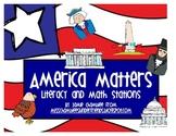 America Matters: Literacy and Math Stations