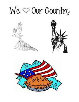 America & Memorial Day Clipart