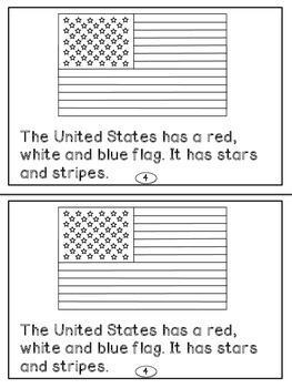 America Mini Readers For Primary Readers (K-2)