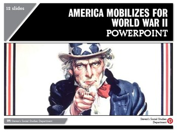 America Mobilizes for World War II