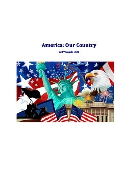 America: Our Country FULL UNIT
