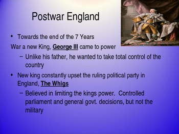 America Past and Present 9e Chapter 5 Powerpoint,  AP US History
