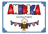 America Project for Geography