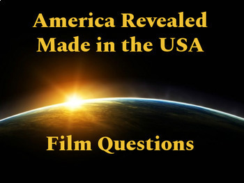 America Revealed Made in the USA