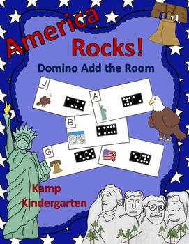 America Rocks Domino Add the Room