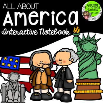 America Social Studies Interactive Notebook