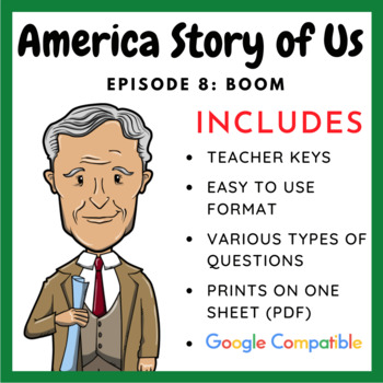 "America Story of Us: ""Boom"" - Complete Video Guide"