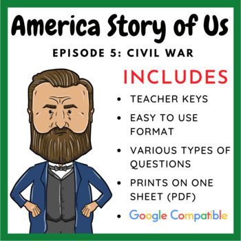 "America Story of Us: ""Civil War"" - Complete Video Guide"