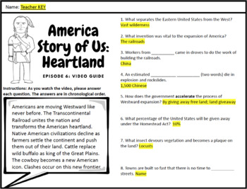 "America Story of Us: ""Heartland"" - Complete Video Guide"