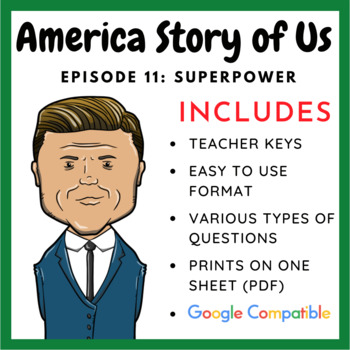 "America Story of Us: ""Superpower"""