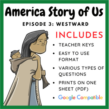 America Story of Us: Westward - Complete Video Guide