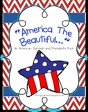 America The Beautiful-American Symbols and Presidents