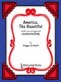 America The Beautiful/Partner Song/Patriotic Choir Song