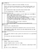 America: The Story of US BUST Guided note and questions sheet with teacher KEY