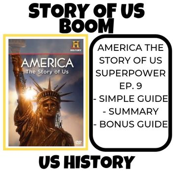 America, The Story of US- Boom History Channel (Episode 9)