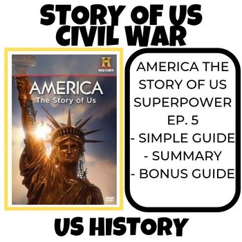 The Story of US- Division History Channel (Episode 5)