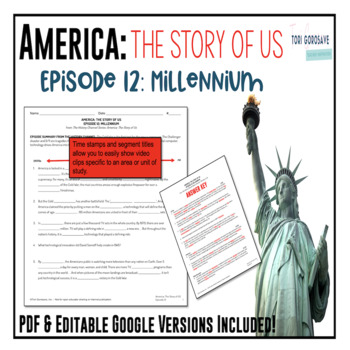 America: The Story of US - Episode 12: Millennium