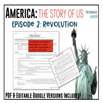 America: The Story of US - Episode 2: Revolution