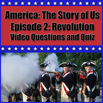 America The Story of US Episode 2 Revolution