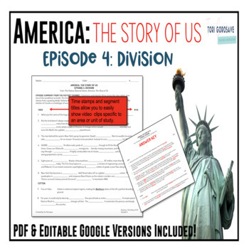 America: The Story of US - Episode 4: Division